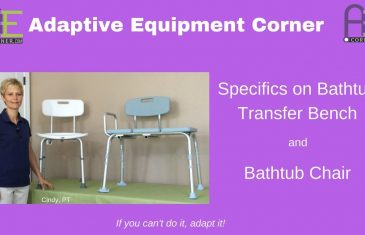 Transfer Bench and Shower Chair