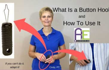How to Use a Button Hook