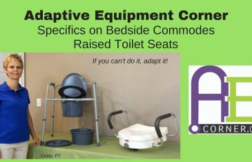 Bedside Commodes and Raised Toilet Seats