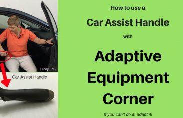 The Helpful Car Assist Handle