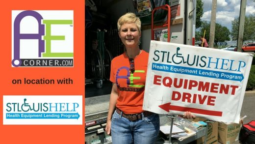 St Louis HELP Equipment Drive