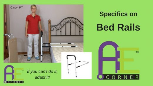 Two Best Bed Rails for In-Home Use