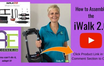 The Easiest Way to Assemble the iWalk