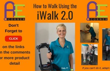 How to Easily Walk with the iWalk