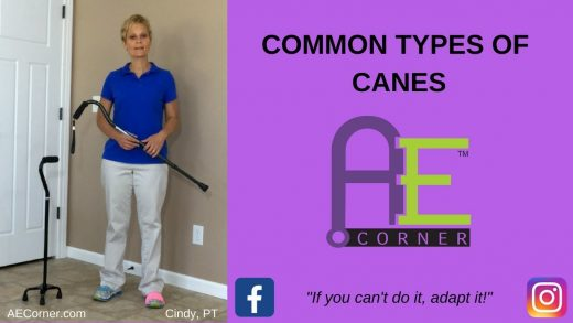 Common Types of Canes