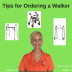 Tips for Ordering a Walker