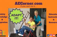 Adaptive Equipment Corner Trailer