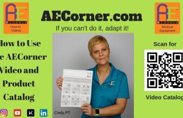 AECorner QR Code Catalog