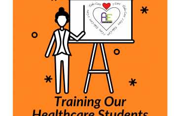 training our healthcare students video series