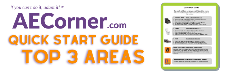 Quick Start Guide: Top 3 Areas to Address for a Successful Return Home