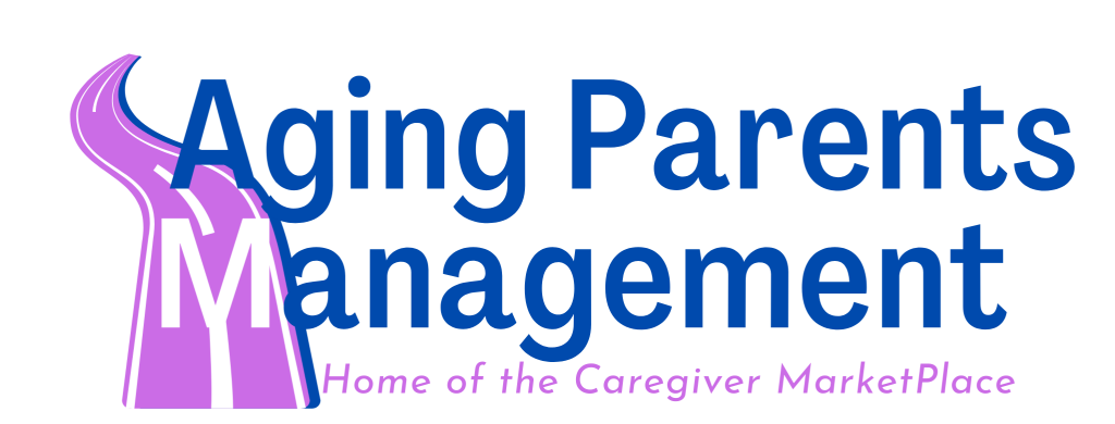 aging parents management logo