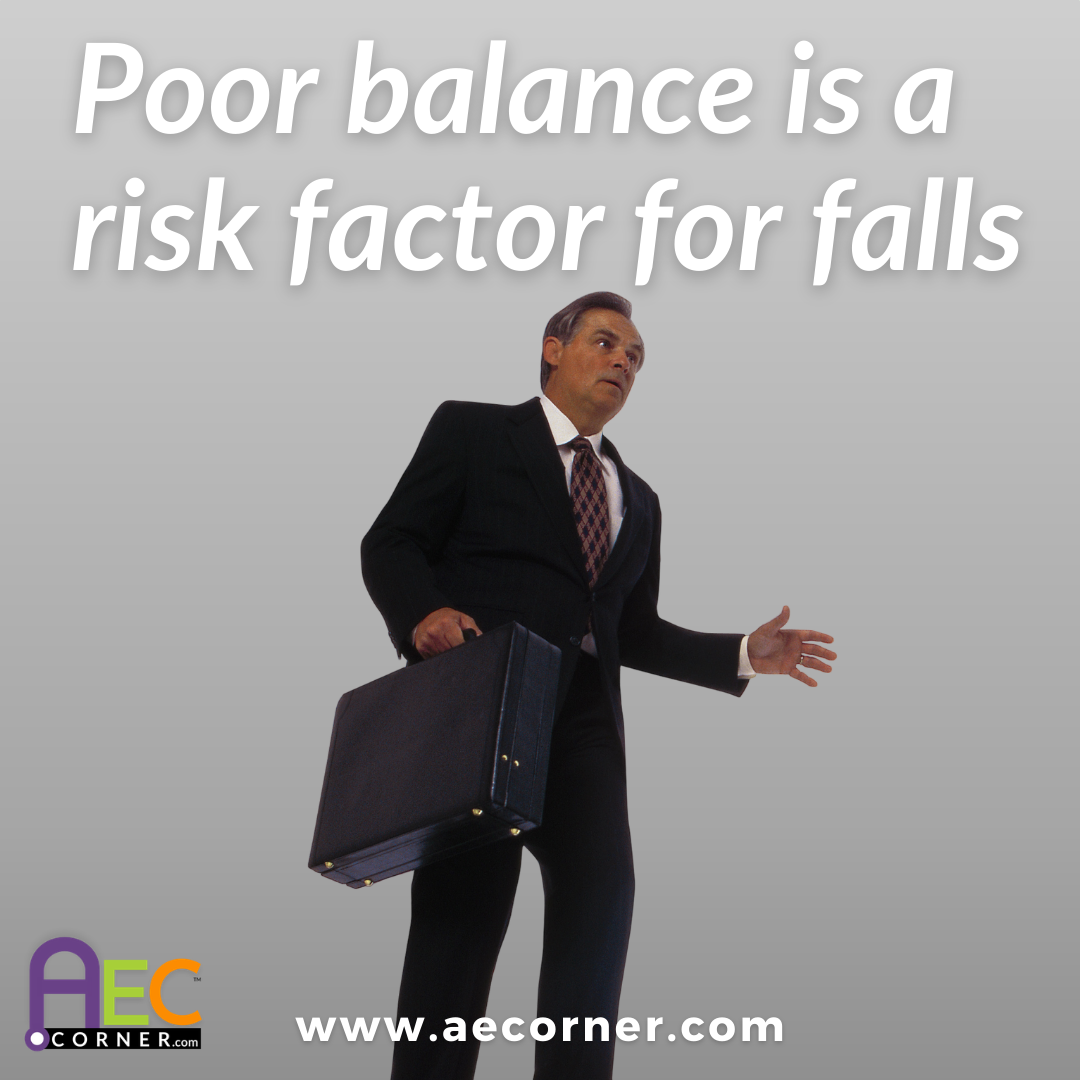 Poor Balance