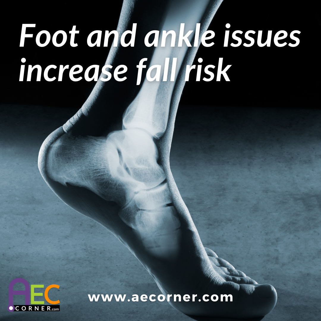 Foot and Ankle Issues